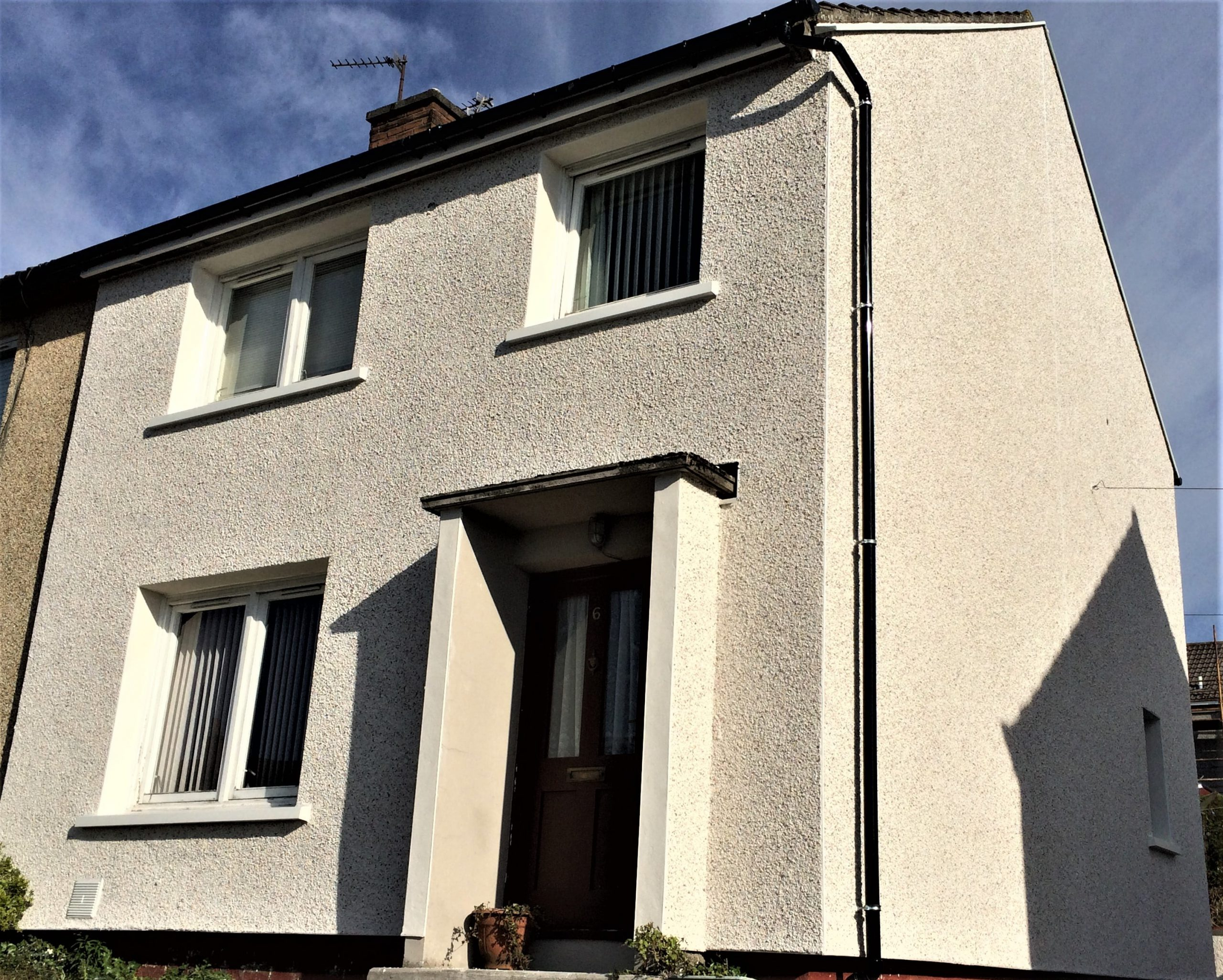roughcast-render-Edinburgh-dry-dash-render-Edinburgh