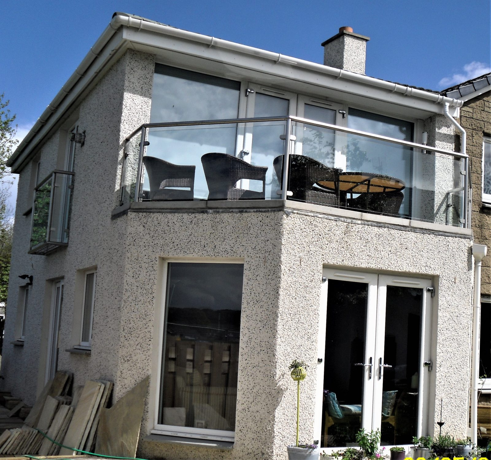 roughcasting-Edinburgh-dry-dash-render-Edinburgh