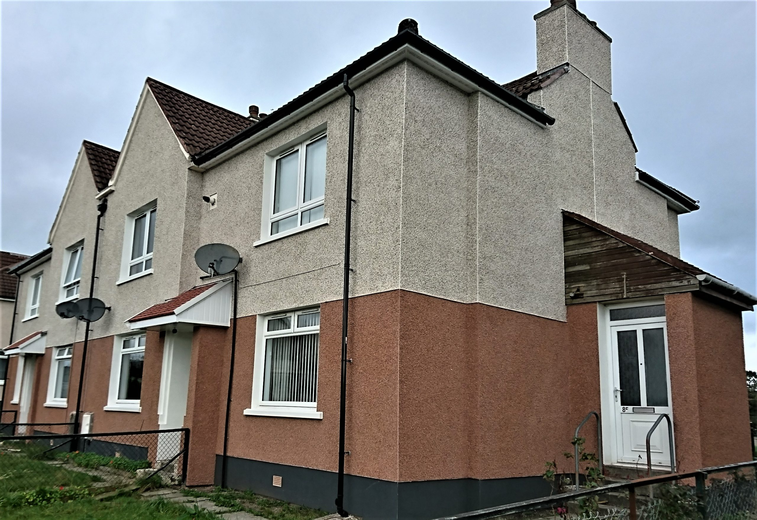 roughcast-render-Edinburgh-roughcaster-Edinburgh