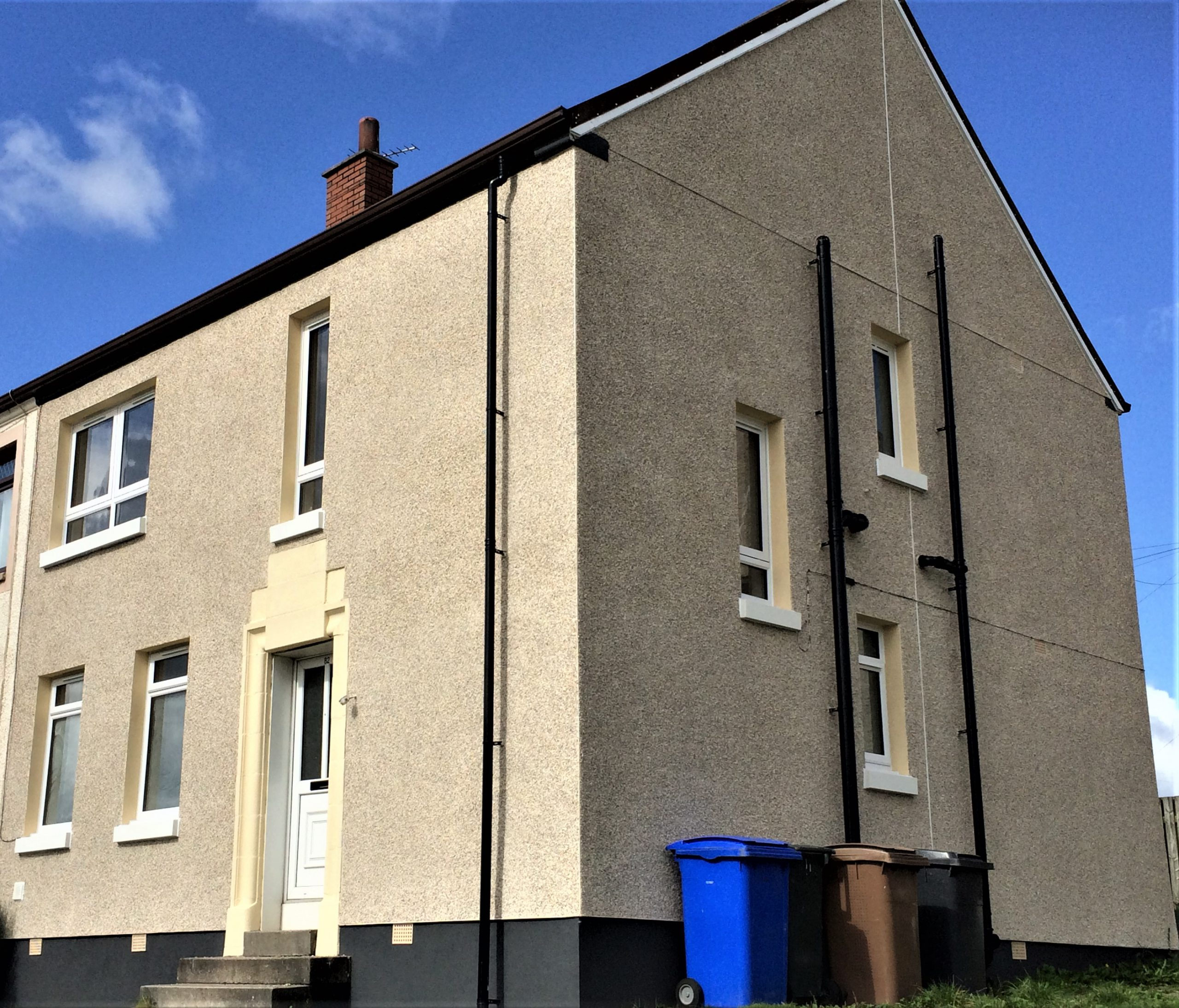 roughcast-render-Edinburgh-dry-dash-Edinburgh