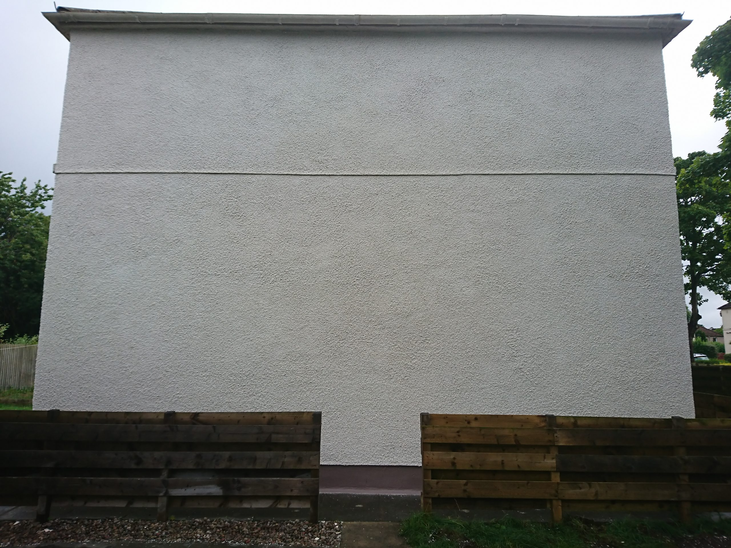 Problem with gable wall? No problem at all!