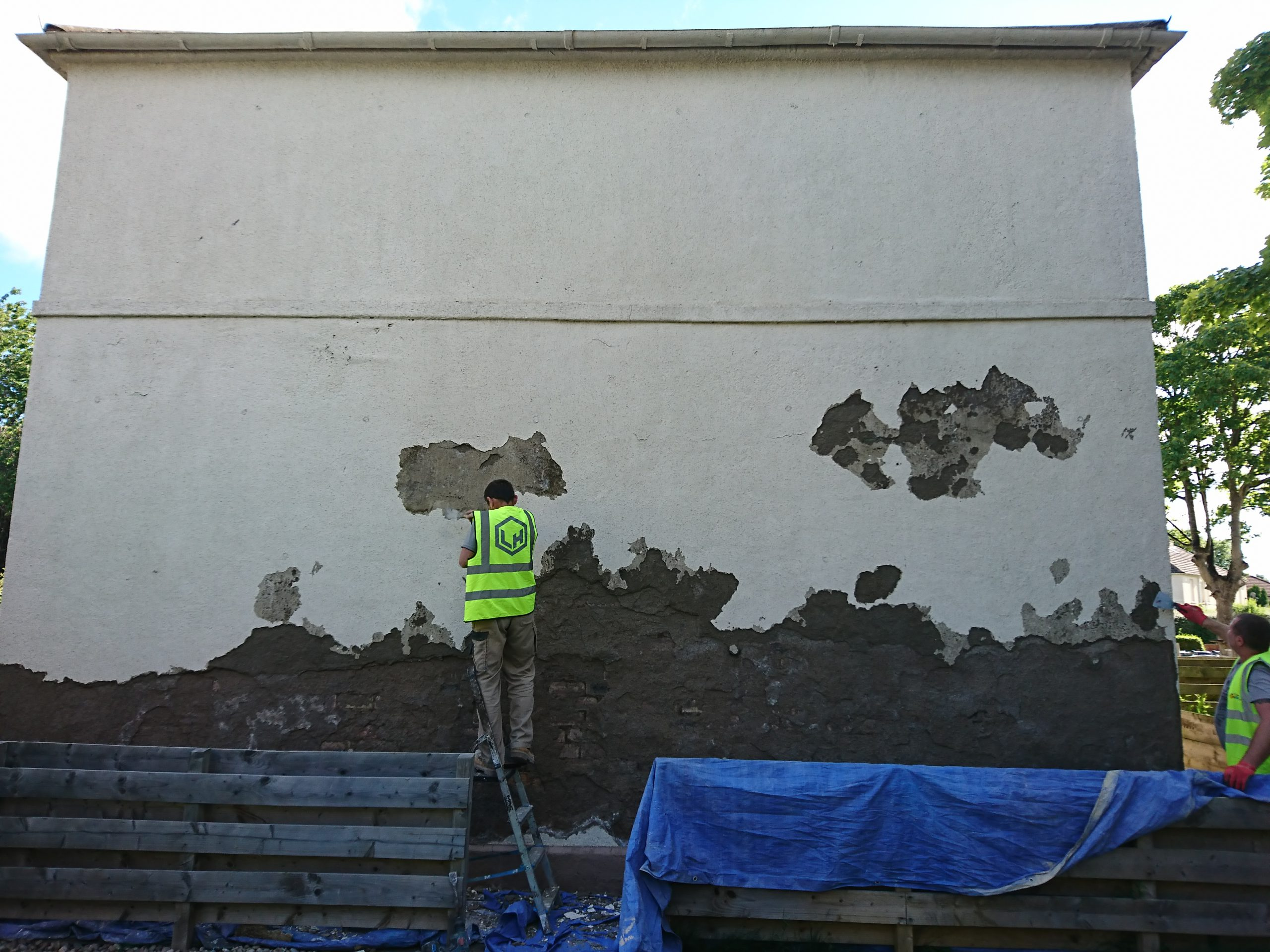 roughcast-render-edinburgh-roughcast-repair-edinburgh
