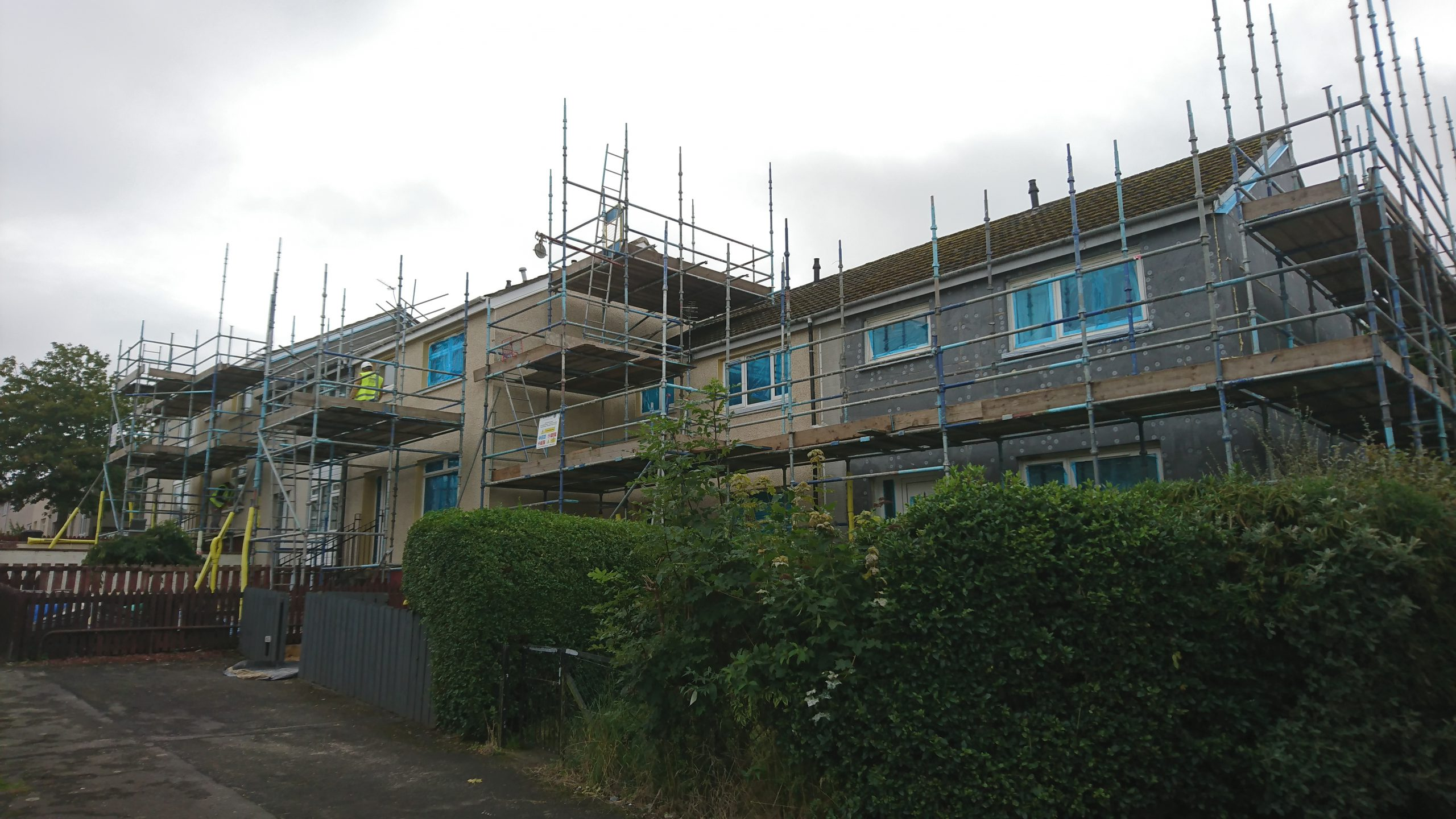 EWI Contract in Midlothian