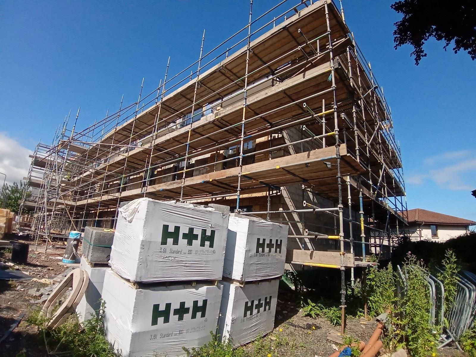 NEW BUILDS BEGINNING!